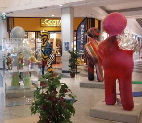 Le Kiwanis organise l'exposition K-Dolls au profit des oeuvres sociales.