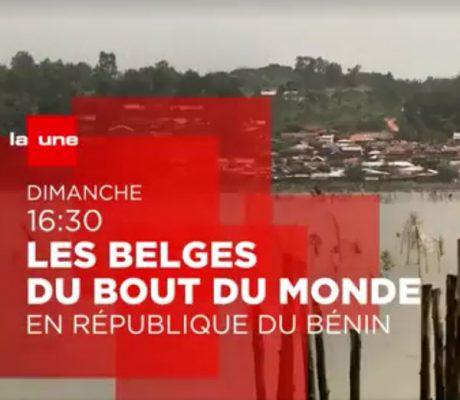 Le dimanche 18 décembre, ne ratez pas l'émission « Les belges du bout du monde »