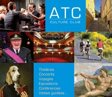 Collaboration avec l'asbl culturelle ATC Club