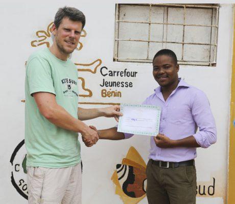 Des écoles belges soutiennent l'ONG Carrefour Jeunesse, partenaire privilégié d'Amarrage