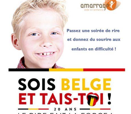 """Sois Belge et Tais-toi  """"Le Grand Vingtième"""" ! Réservez dès maintenant :)"""