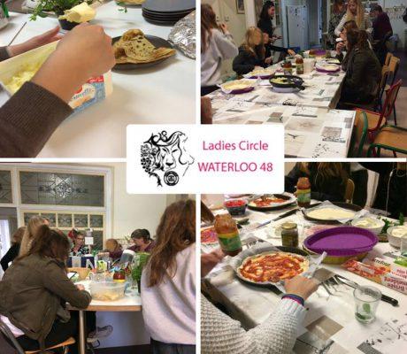 Partenariat entre le Ladies Circle de Waterloo et le Gréement