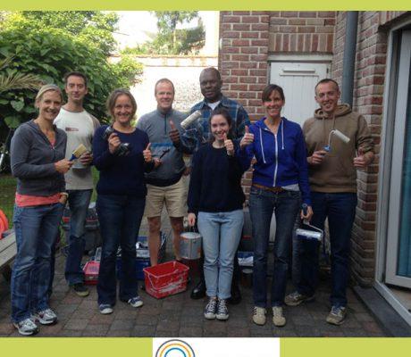 Teambuilding social à l'Estacade !