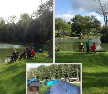 Le camp pêche