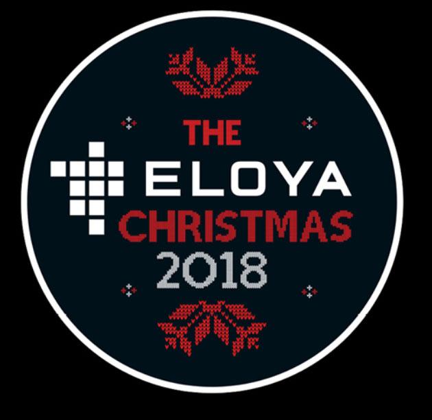 The Eloya Christmas 2018 : une rencontre palpitante !