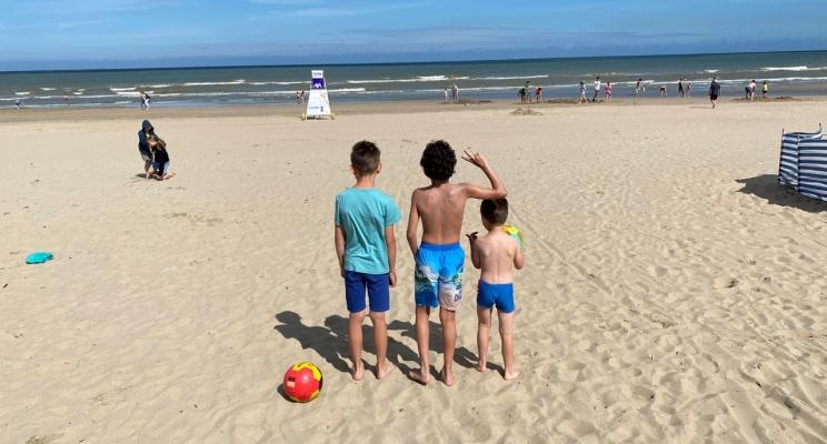 Les jeunes de l'Amarrage ont passé de supers vacances !