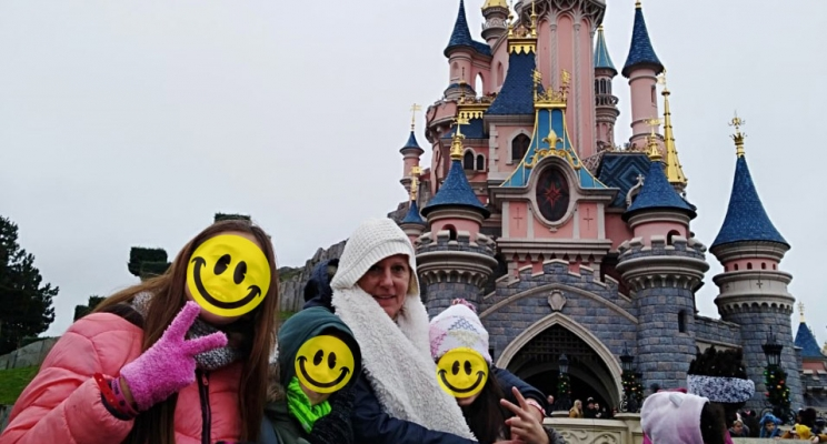 Un weekend de folie à Euro Disney