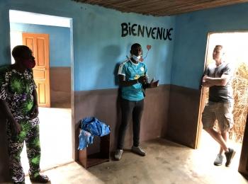 Réouverture des séjours de rupture : mission préparatoire au Bénin
